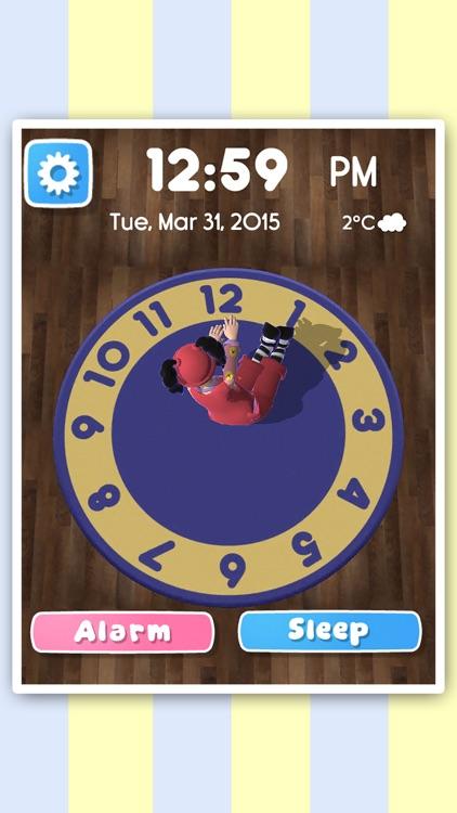 Clock Rug Time screenshot-4