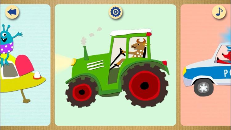 My First App - Vehicles screenshot-0