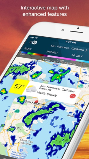 Weatherbug Weather Forecast On The App Store