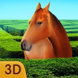 Horse Maze - Adventure Quest