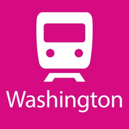 Washington Rail Map Lite
