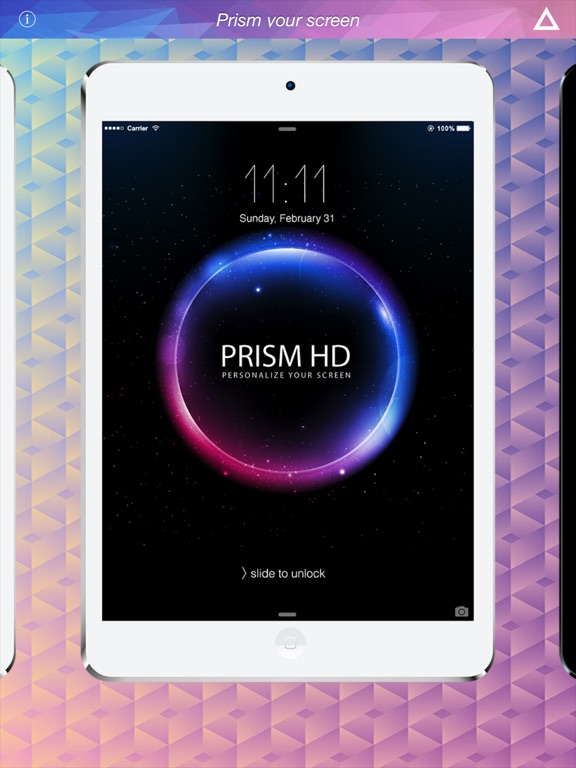 Prism Your Screen - HD Screenshots