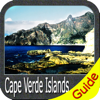 Cape Verde Islands charts GPS map Navigator - Flytomap