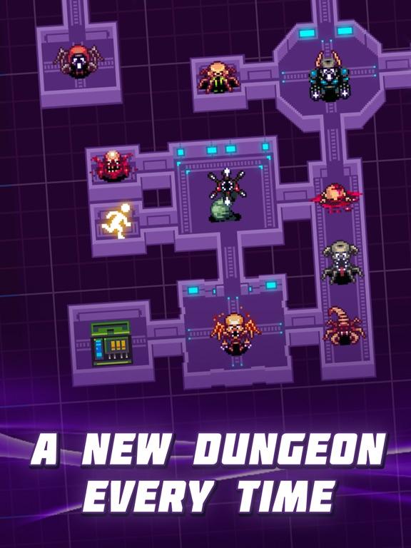 Dead Shell Roguelike RPG screenshot 6