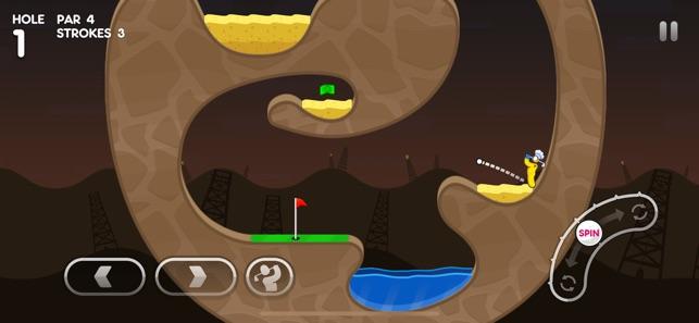 super stickman golf 3 android