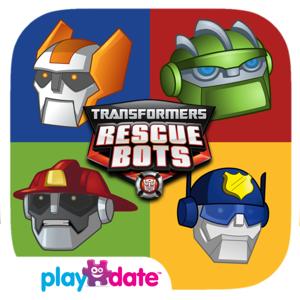 Transformers Rescue Bots: app