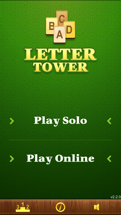 Screenshot #2 pour Letter Tower