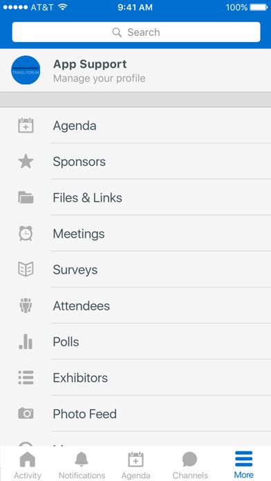 American Express Travel Forum screenshot 2