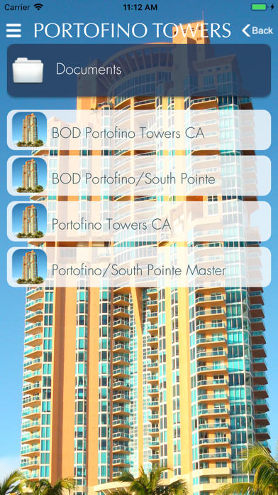 Portofino-South Pointe Master screenshot 5