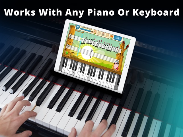 Piano Maestro by JoyTunes on the App Store