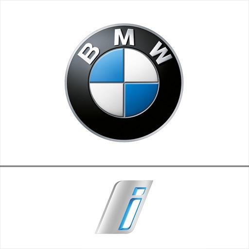 BMW i Visualizer Icon