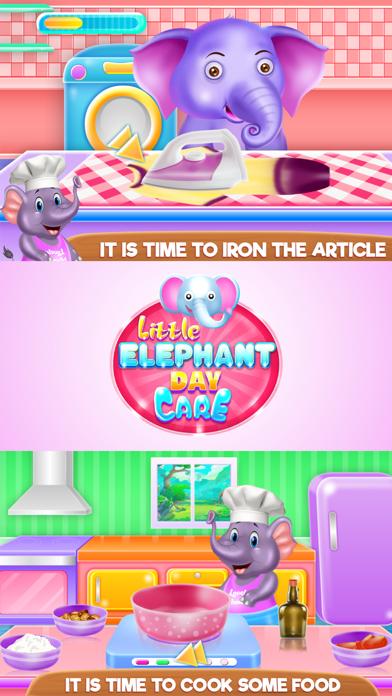 Little Elephant Day Care Screenshot