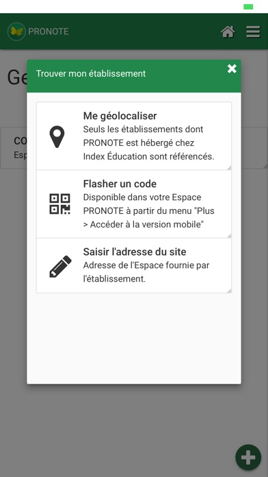 download PRONOTE apps 1