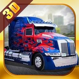 卡车模拟运输-超级卡车游戏模拟器