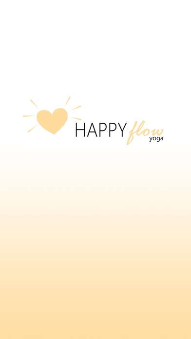 Happy Flow Yoga Studio screenshot
