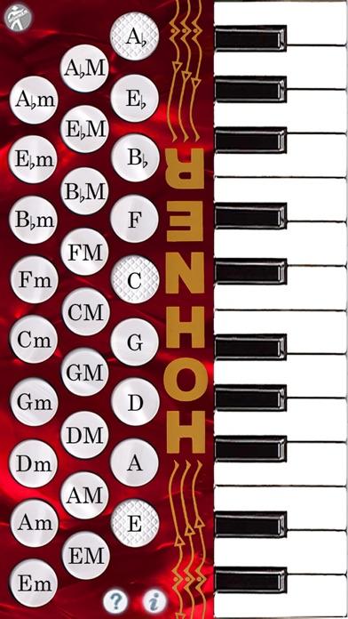 Hohner Piano Mini-Accordion