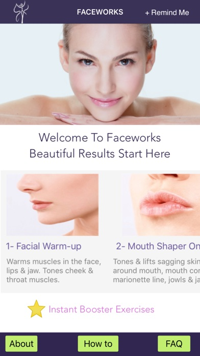Faceworks screenshot one