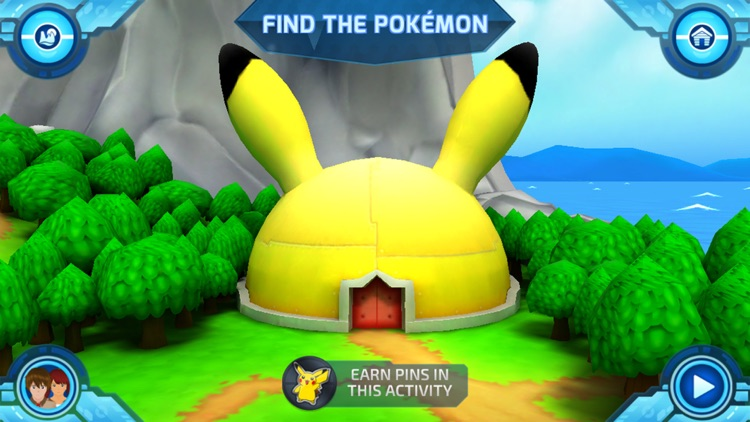 Camp Pokémon screenshot-4