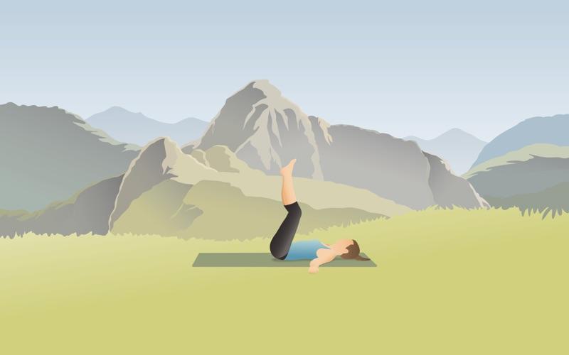 Screenshot #4 for Pocket Yoga