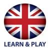 游玩和学习。英语