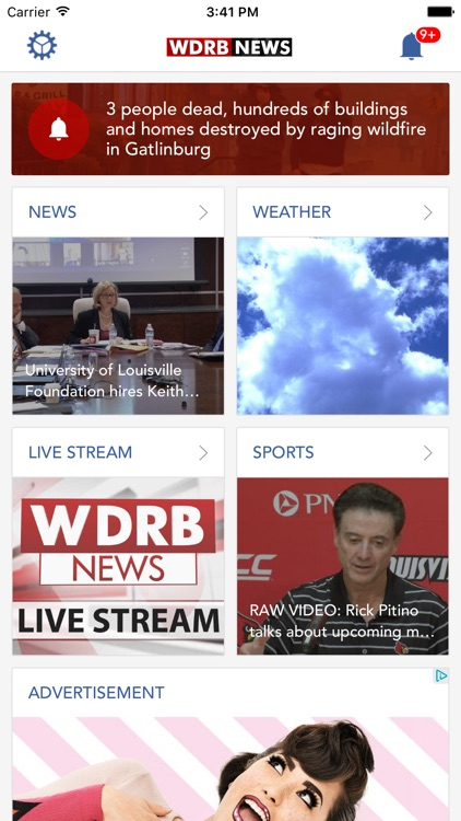 WDRB News screenshot-0