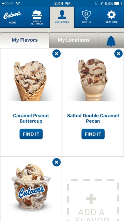 Culver's screenshot-2