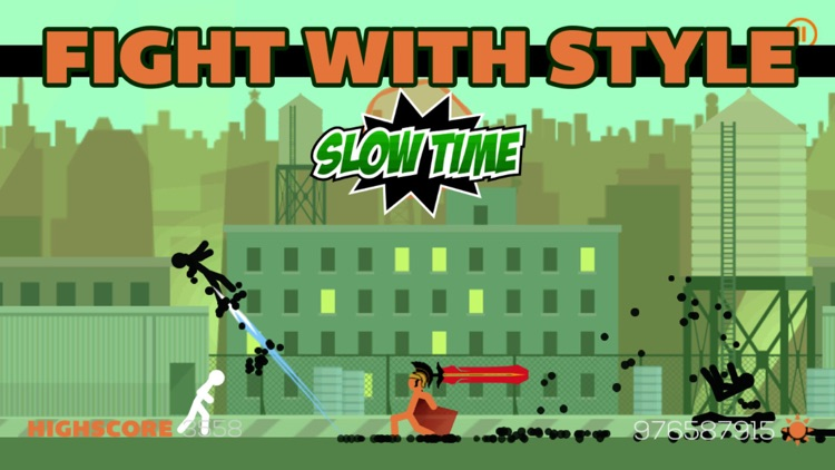 Stick Fight Forever screenshot-4