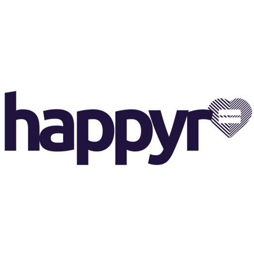 Happyr for iPhone