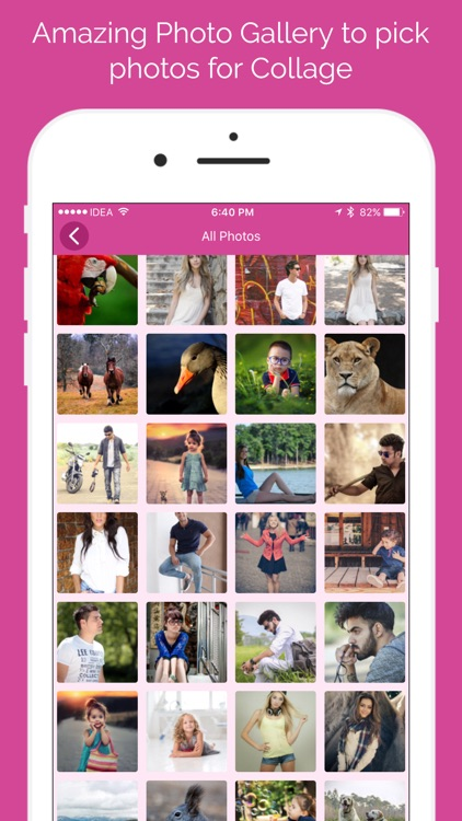 Photo Collage Manager screenshot-4