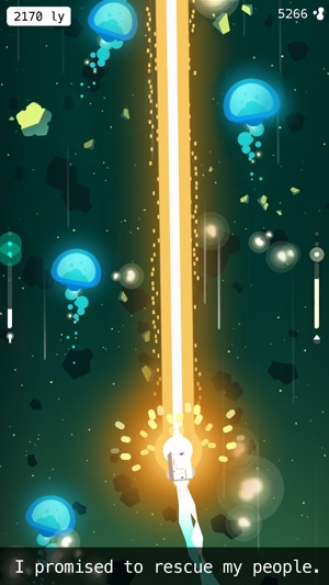Full of Stars Screenshot