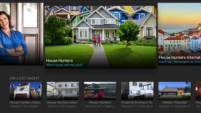 Hgtv On The App Store