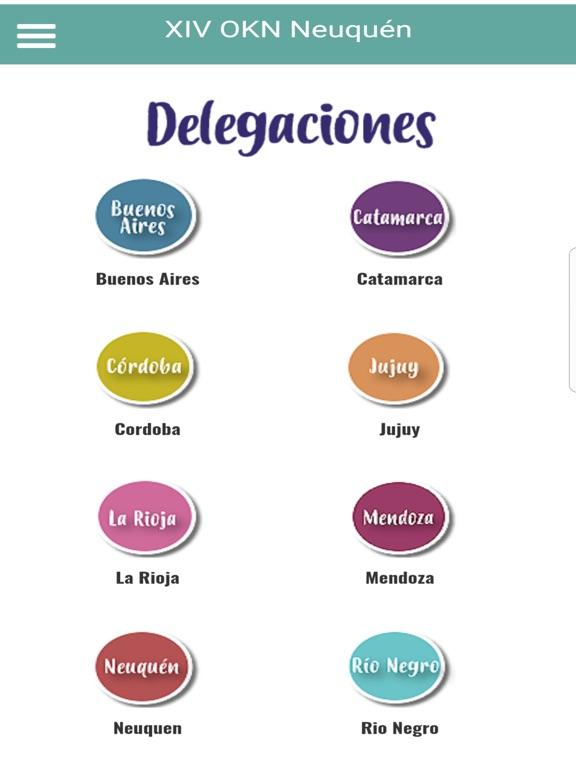 Image of Olimpiadas Kinésicas Neuquén for iPad