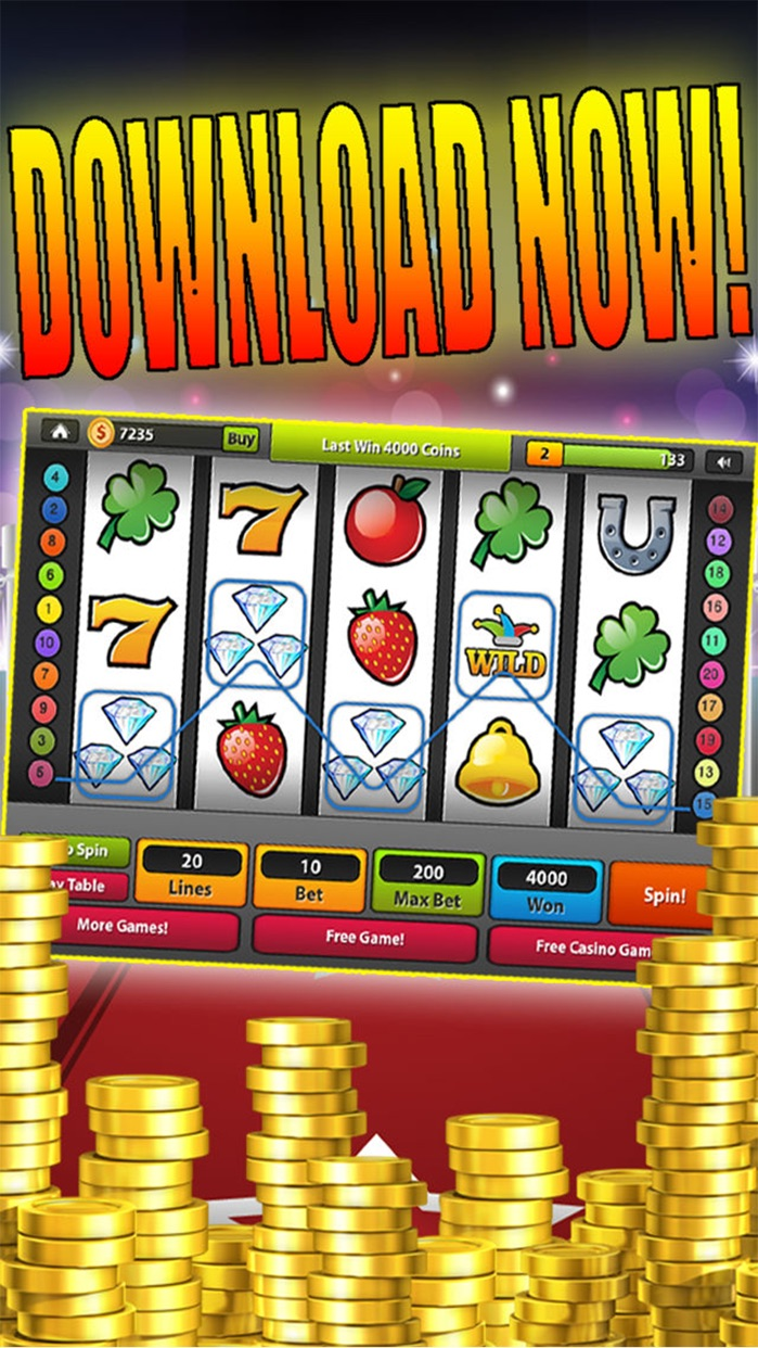 Triple Down Slots - Double Up Vegas Style Slots Screenshot