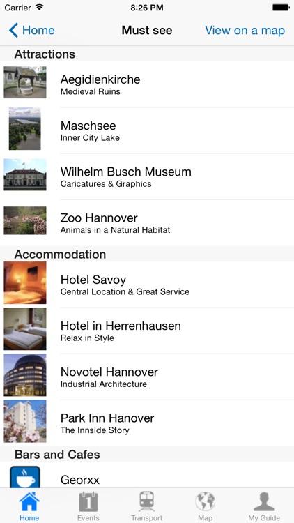 Hanover Travel Guide Offline screenshot-3