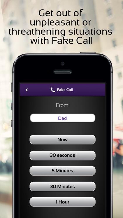bSafe - Personal Safety App screenshot-4
