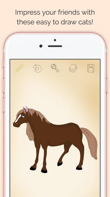 How to Draw Farm Animals Fun screenshot-4