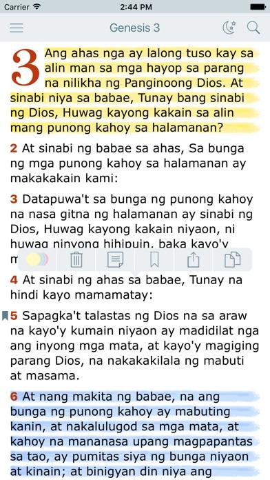 Ang dating biblia apps