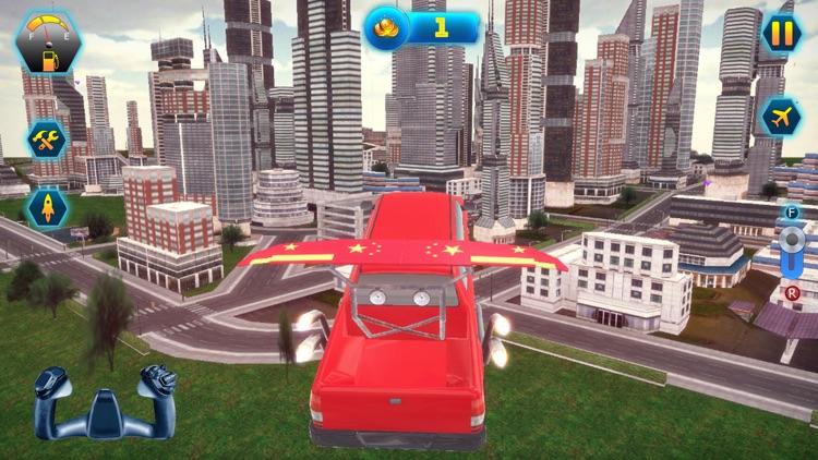 Sports Flying Cars screenshot-3