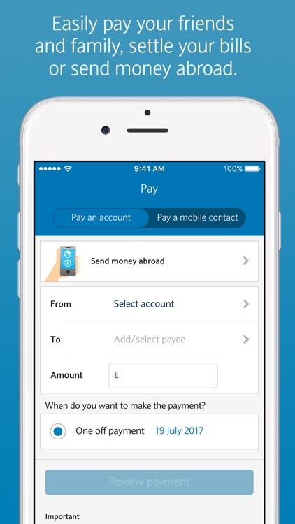 Barclays Mobile Banking screenshot-3