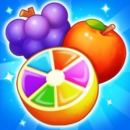 Fruit Garden - Scapes Match 3