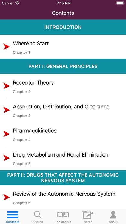 Basic Concepts Pharmacology 5E screenshot-1