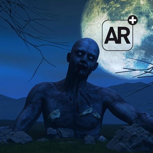 AR Zombie Abomination iOS App