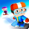 Blocky Snowboarding — Endless Arcade Runner