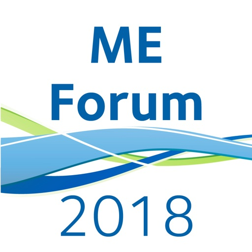 ME Forum 2018 free software for iPhone, iPod and iPad
