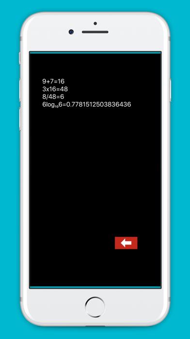 Free Scientific Calculator screenshot 3