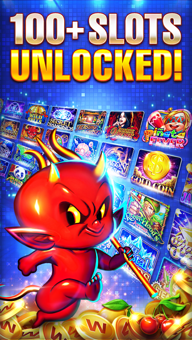DoubleU Casino: Vegas Slots iPhone