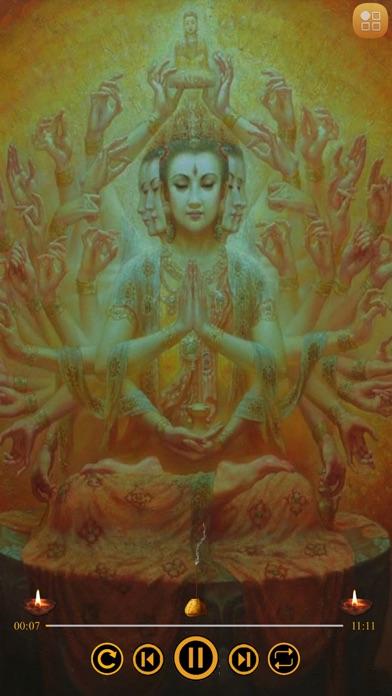 Buddha Chants Meditation screenshot three