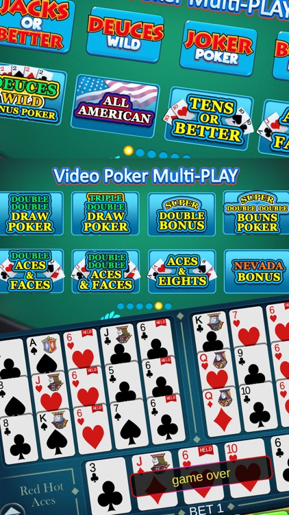 Video Poker Kings screenshot-3