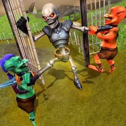 Grand Alien Battle 3D
