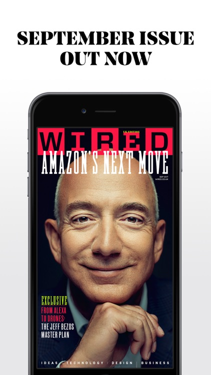 WIRED Magazine (UK)